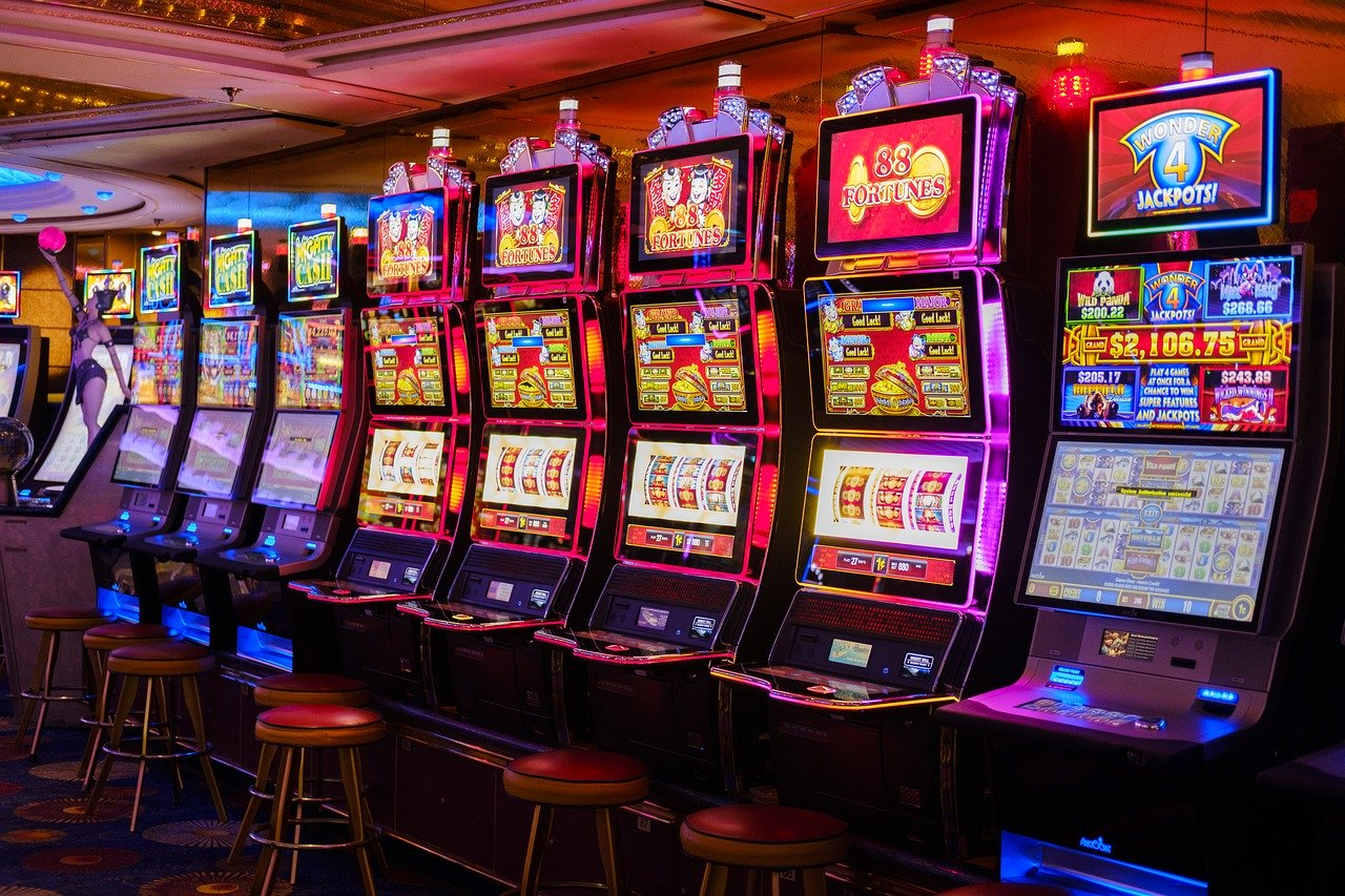 Online Slot Machine: benefits you never even imagined