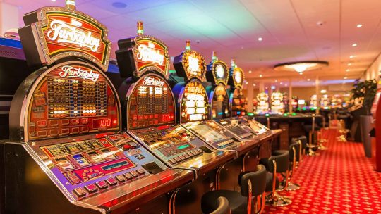 Increasing Your Chances to Win in Online Casino