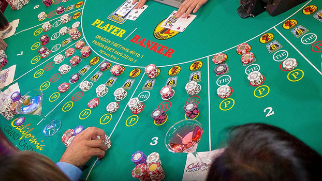 The psychology of the baccarat player